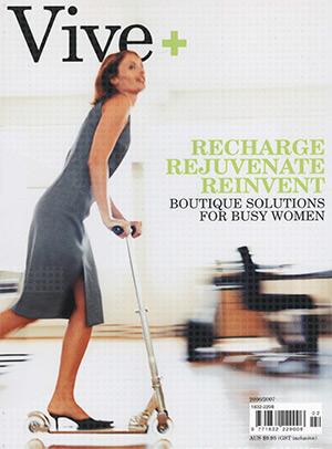 Vive Magazine Cover